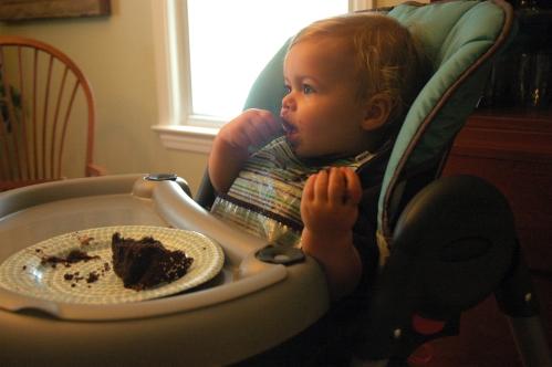 cake-eating